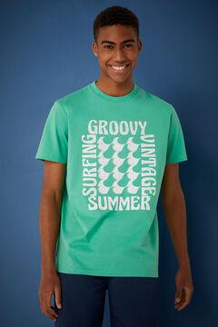 Springfield Summer T-shirt green