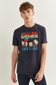 Springfield BEATLES T-SHIRT blue