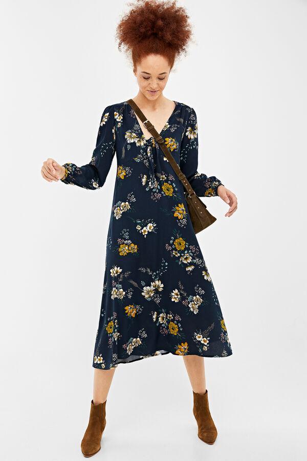 características sobresalientes aliexpress Venta barata Vestidos | Springfield