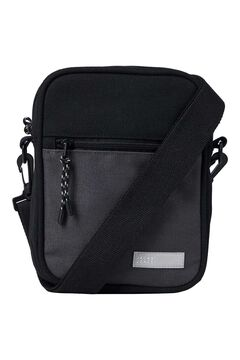 Springfield Single-colour crossbody bag black
