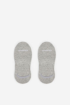 Springfield ESSENTIAL INVISIBLE SOCKS grey
