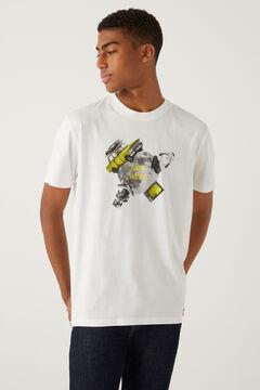 Springfield Urban póló fehér