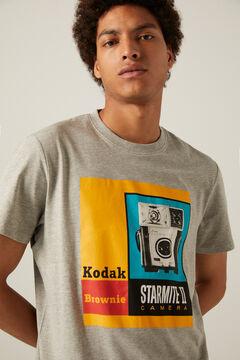 Springfield Kodak t-shirt gray