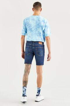Springfield Short vaquero 412 corte slim azul