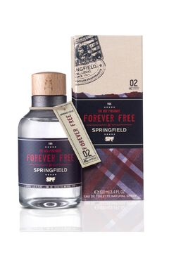 Springfield SPF FOREVER FREE FRAGRANCE mallow