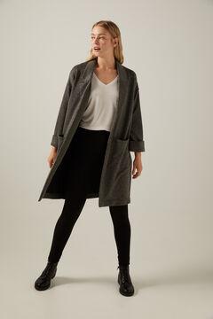 Springfield Long jacket gray