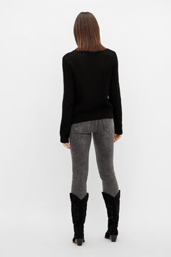 Springfield Knit jumper schwarz
