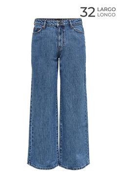 Springfield Jeans tiro alto azulado