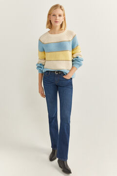 Springfield Pull Color Block Pastel couleur