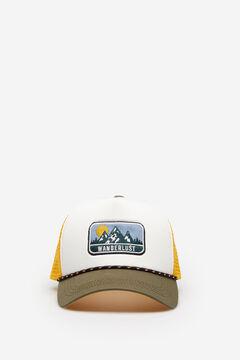Springfield CAP TRUCKER BERG camel