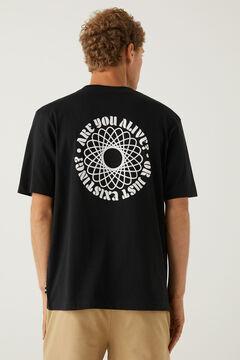 Springfield Alive T-shirt black