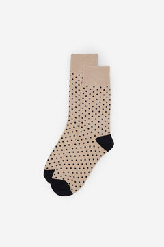 Springfield ESSENTIAL MOON SOCKS camel