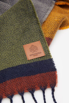 Springfield STRIPED SCARF orange