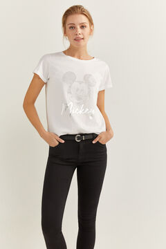 "Springfield ""Mickey"" t-shirt white"