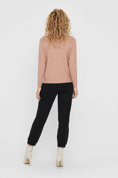 Springfield Long-sleeved jumper rose