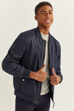 Springfield Bomber jacket navy