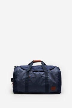 Springfield Convertible travel bag blue