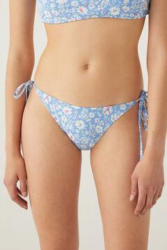 Springfield Daisies bikini bottoms navy mix