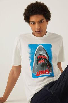 Springfield Jaws t-shirt ecru