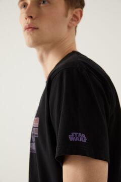 Springfield Star Wars T-shirt black