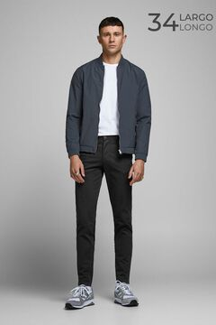 Springfield Slim fit chinos noir