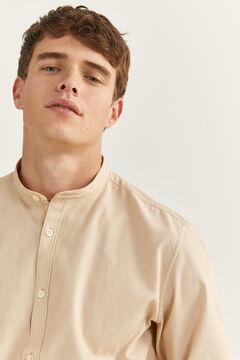 Conjunto de camisa dobby y pantalón chino