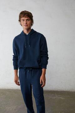 Conjunto de camisola e jogger