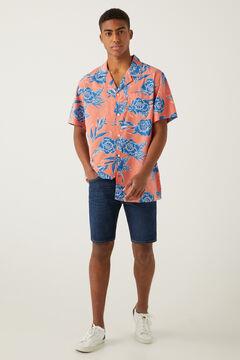 Conjunto camisa manga corta y short 412
