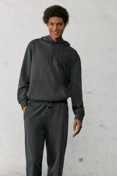 Conjunto camisola básico e jogger