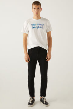 Graphic T-shirt and skinny jeans set