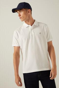 Conjunto de camisa pólo pique e calças