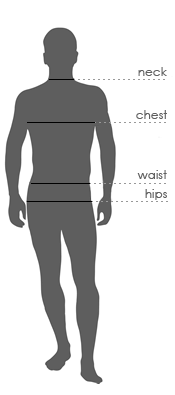 Size Guide Man