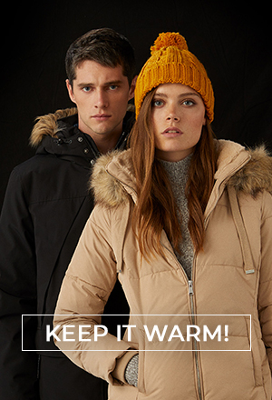 KEEP IT WARM