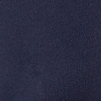 Springfield Two-material Plain T-shirt blue