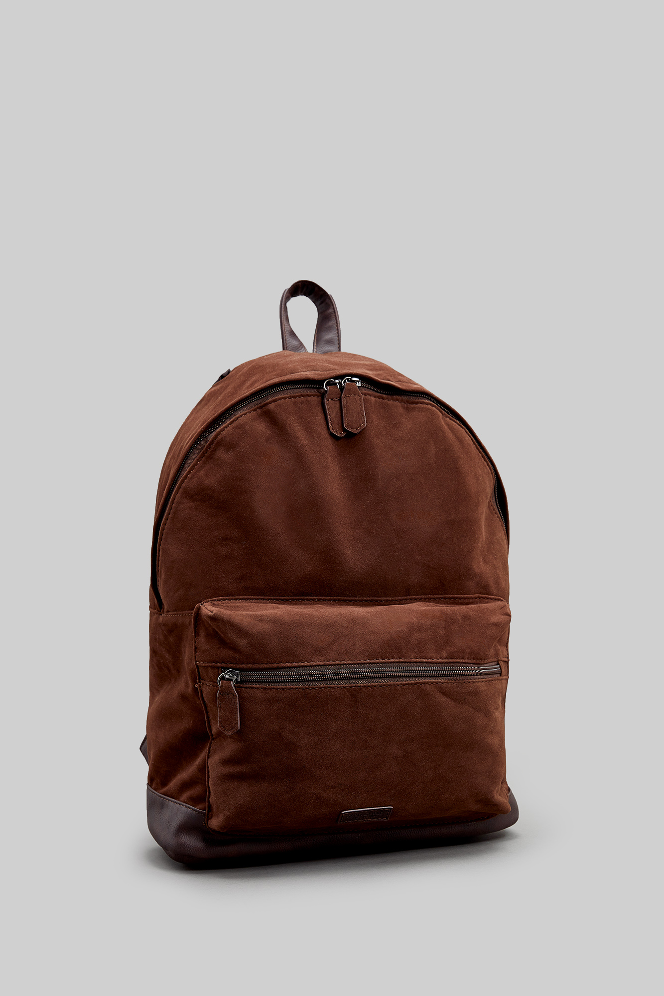20632c79e9 Suede backpack