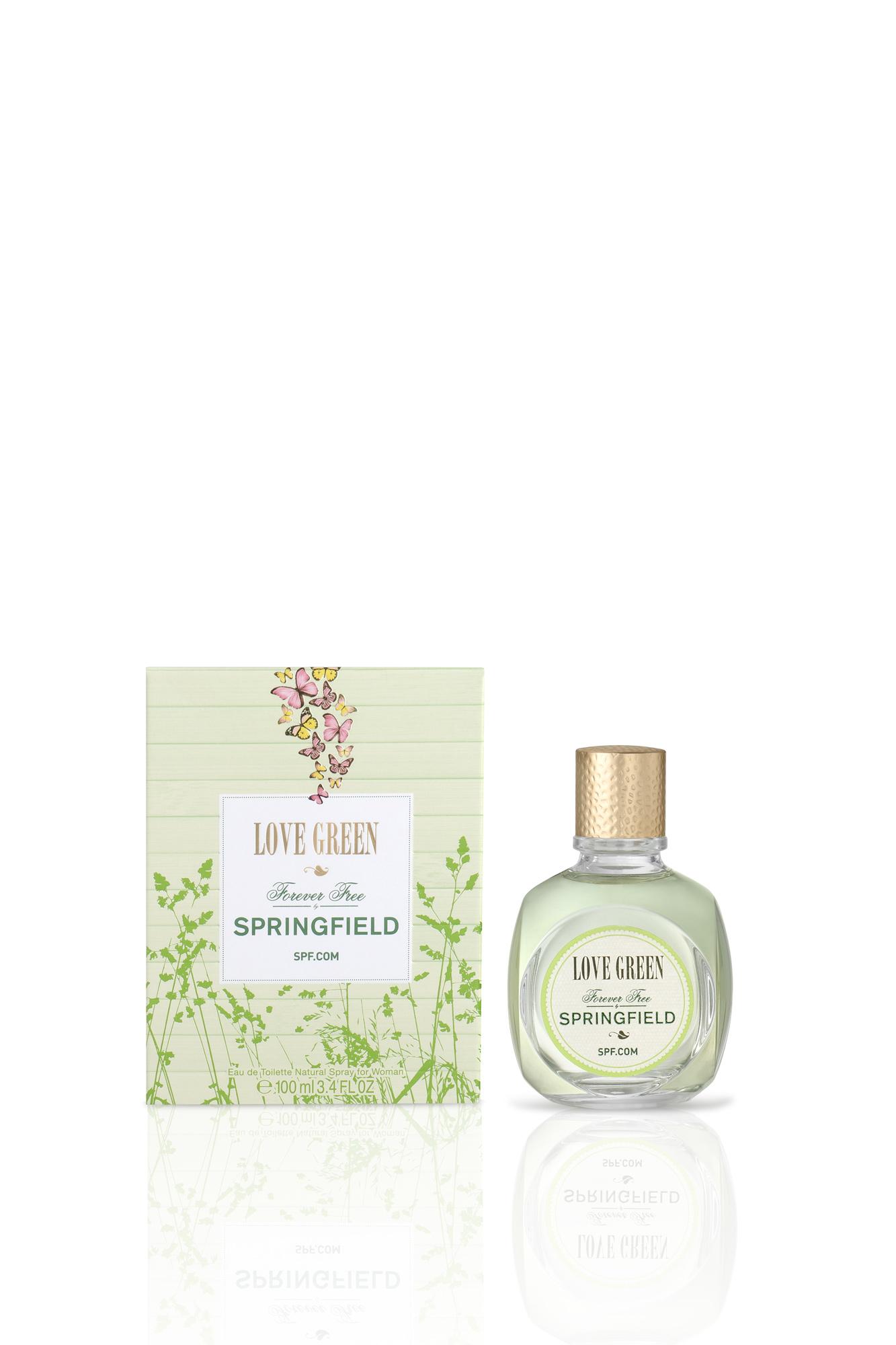 Love Green Fragrance 100 Ml Fragrances Springfield Man Woman